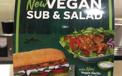 Being vegan in Subway