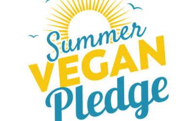 Thank you for completing the Summer Vegan Pledge!